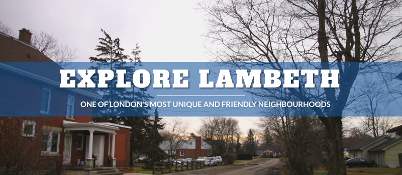 LAMBETH IN LONDON ONTARIO