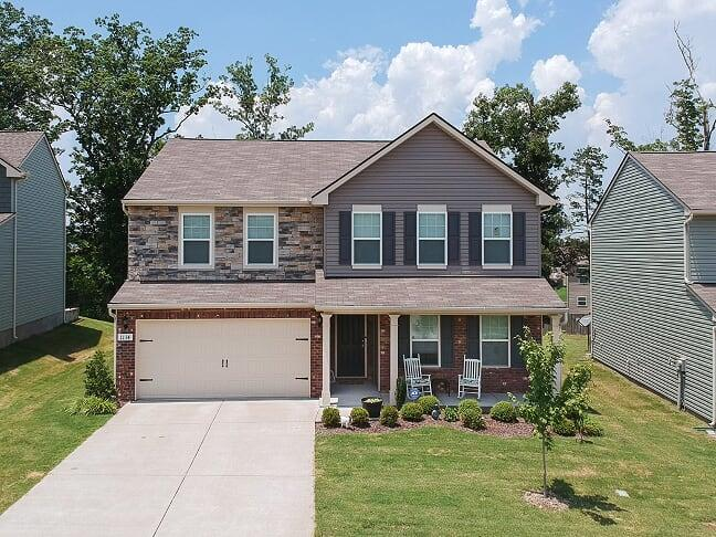 Gorgeous 4BR/2.5 BA Home In Spence Creek With Huge Open Kitchen!  1114 Pickett Rd., Lebanon, TN, 37087