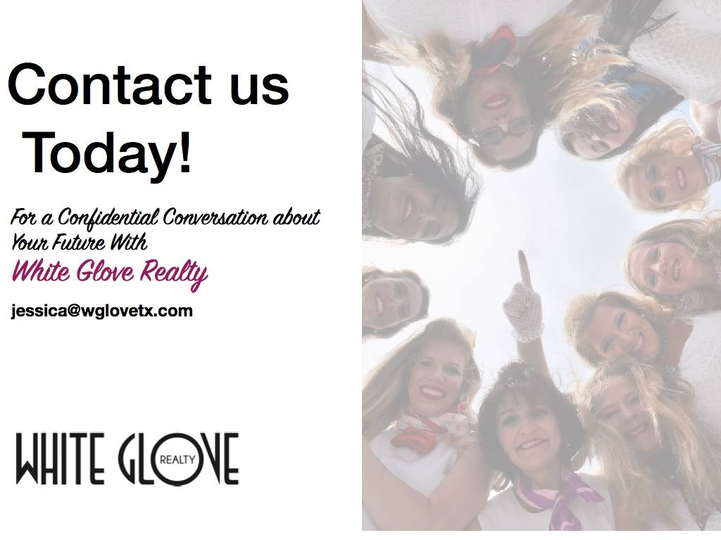 Learn why Agents LOVE working on the White Glove Realty Team!