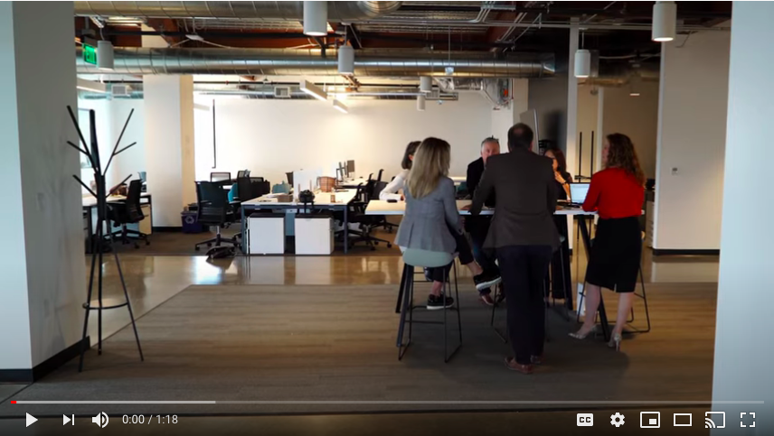 PPT New Office Space Video