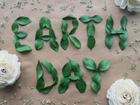 Honoring the Earth   Living Sustainably & Celebrating Earth Day!