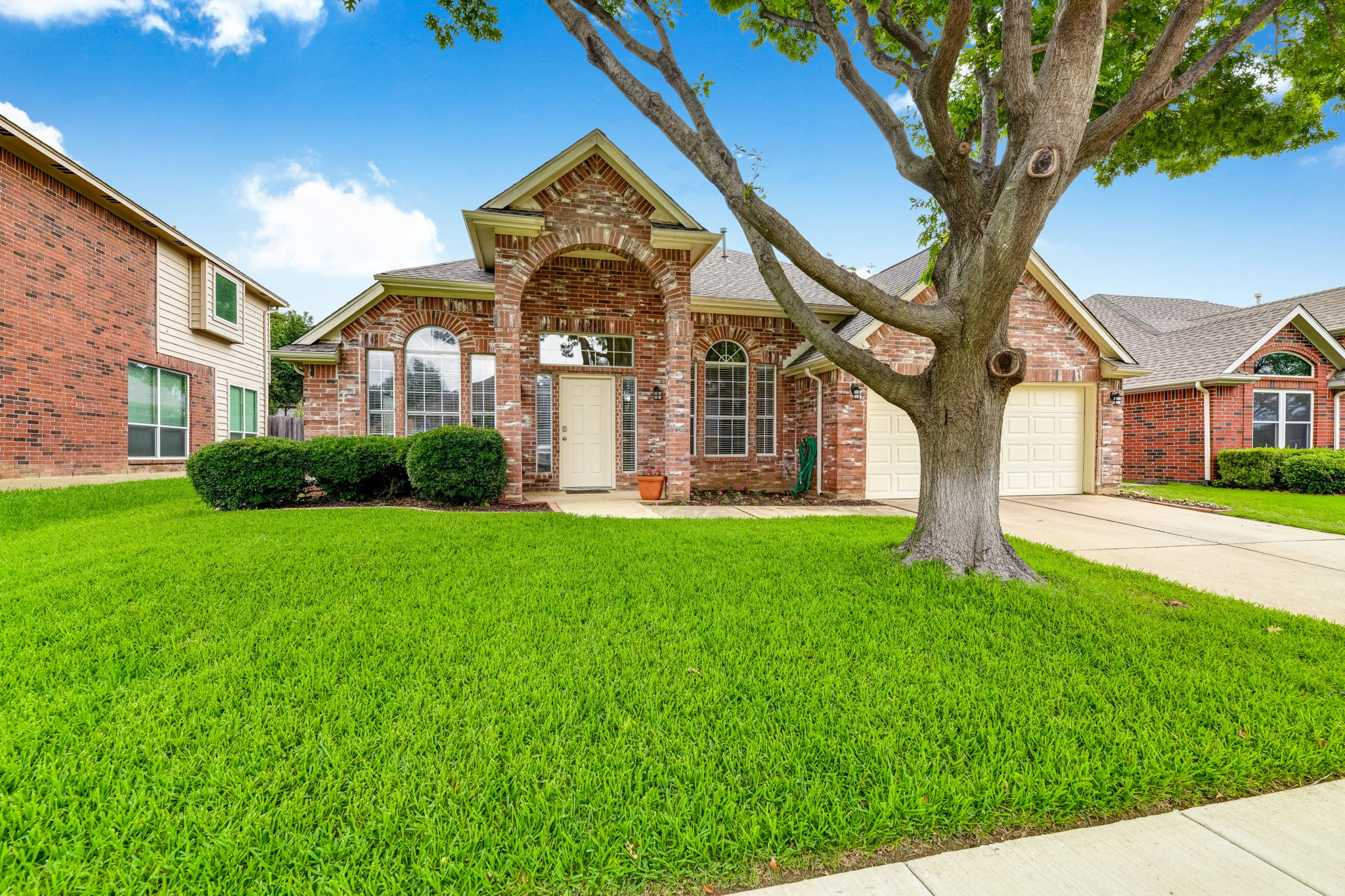 Just listed in Flower Mound