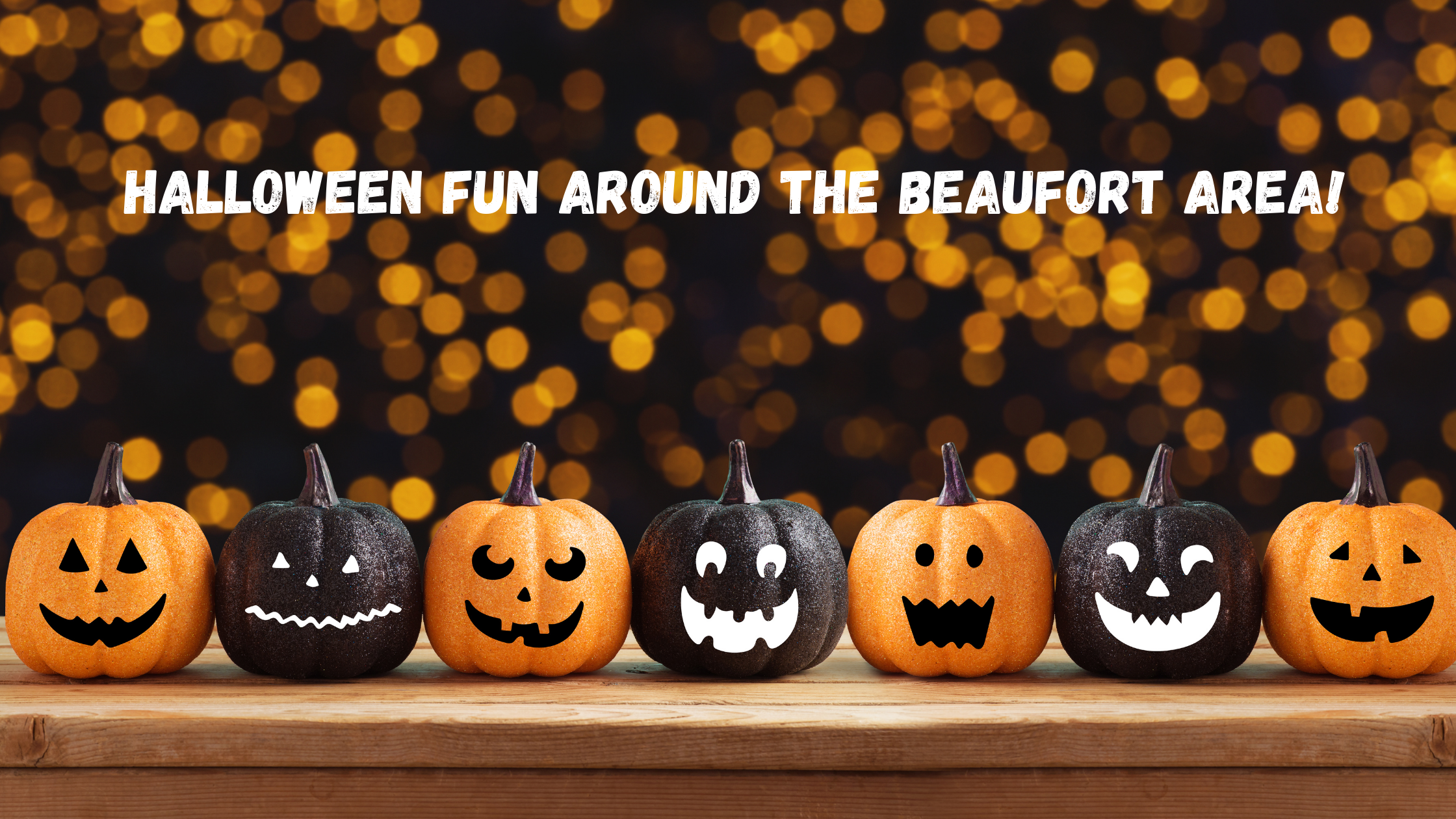 Celebrate a Lowcountry Halloween Reimagined!