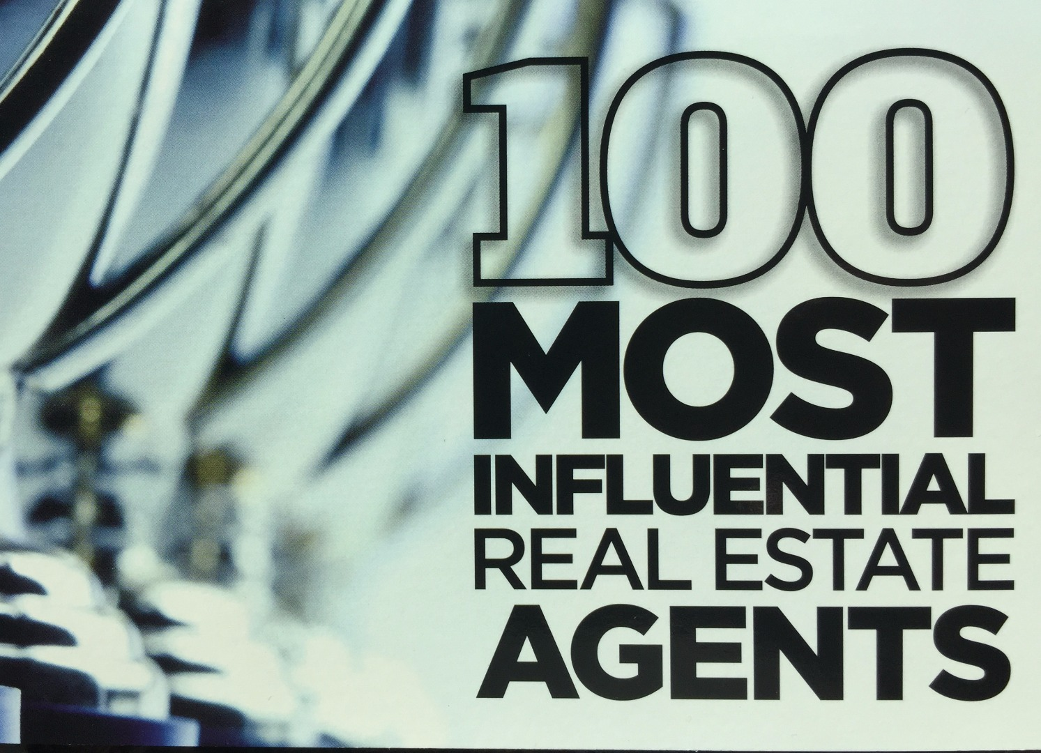 Alberto Cruz Named in the Top 100 Most Influential Real Estate Agents by Real Estate Executive Magazine 2016 and 2017