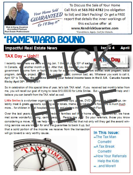 HomeWard Bound Newsletter