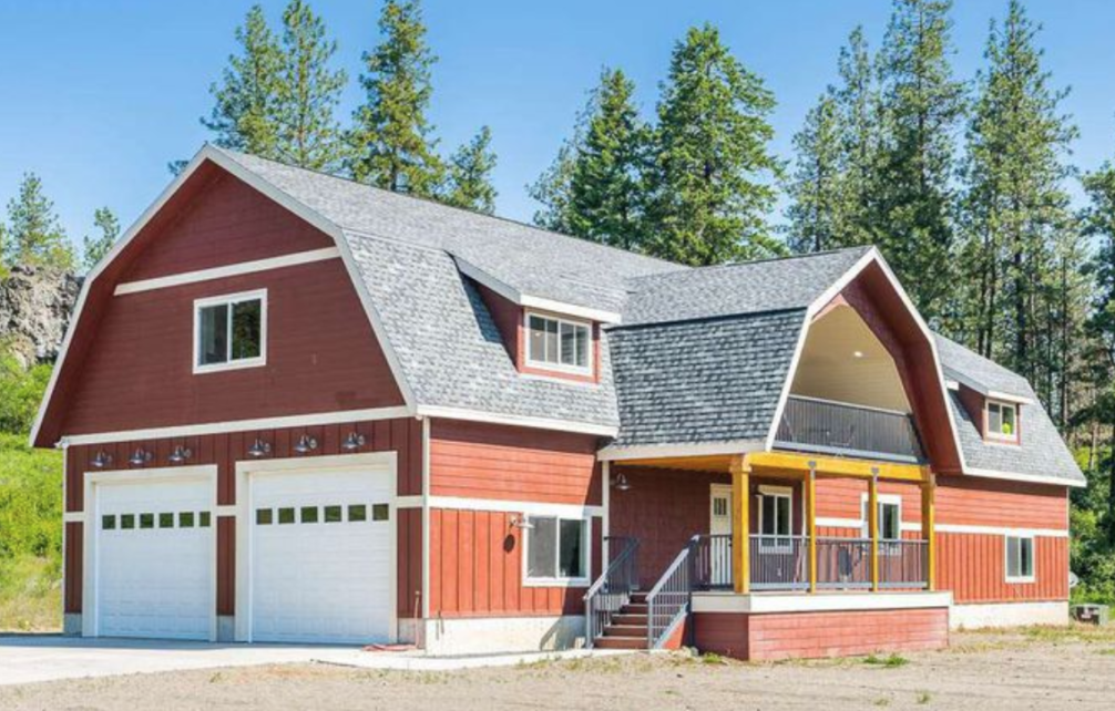 The Next Big Thing to Sell  in Real Estate: Barn-dominiums!