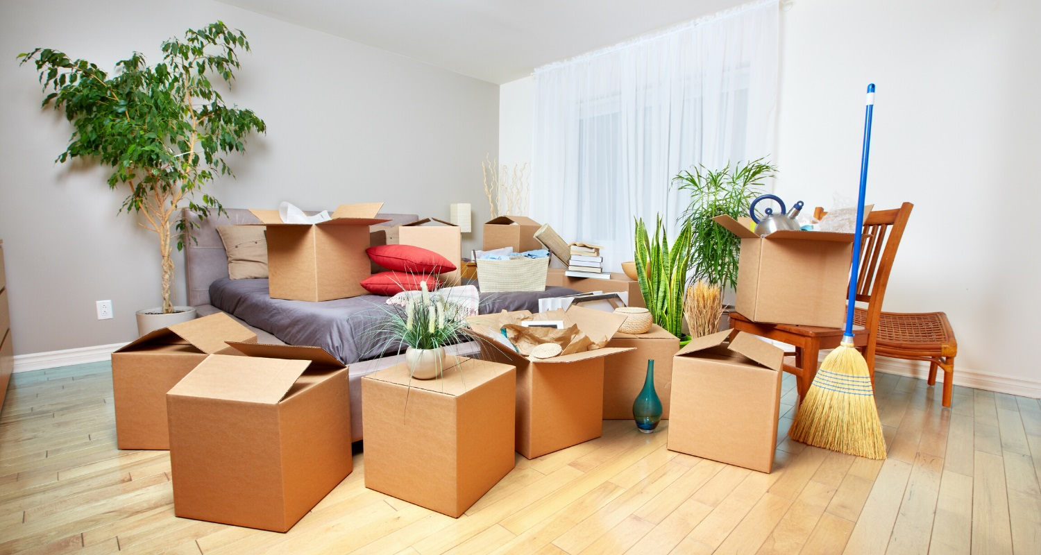 How to Pack Up Your House and Move Safely During Coronavirus