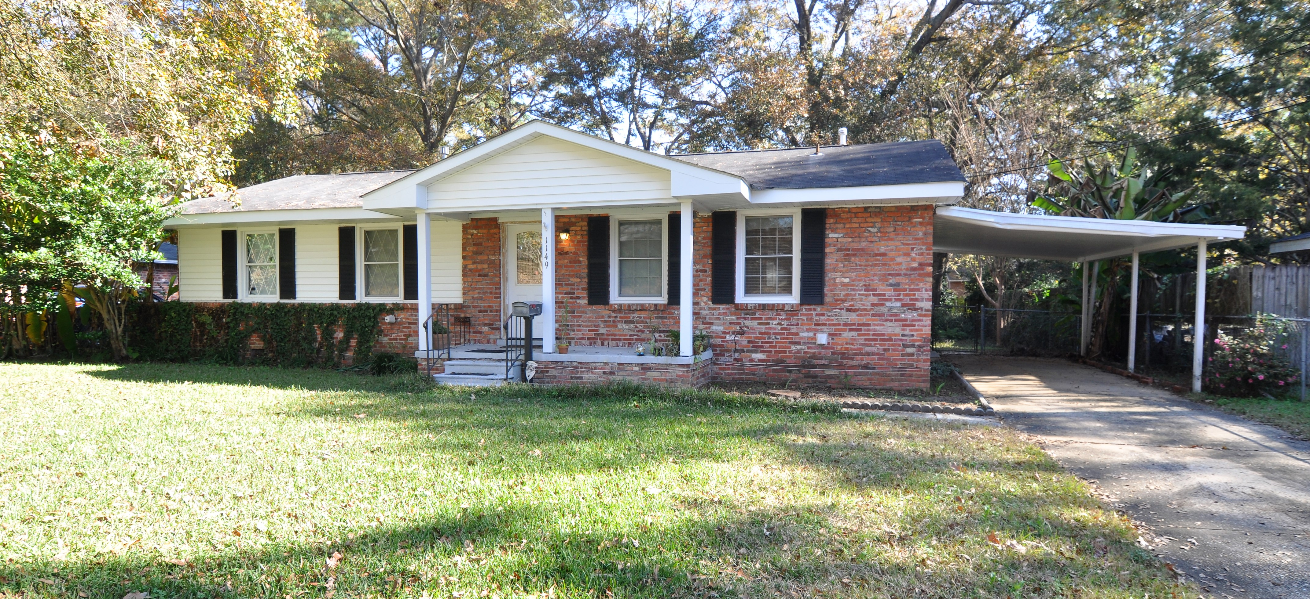 FOR SALE IN MONTGOMERY! 3 BEDROOM 1 BATH AT 1149 BETH MANOR DRIVE
