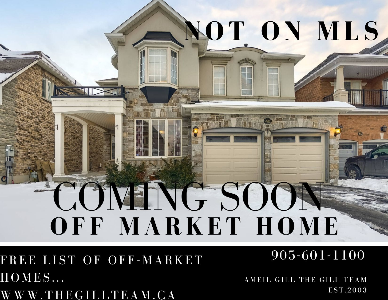 Off Market Opportunity! 48 Routledge Drive