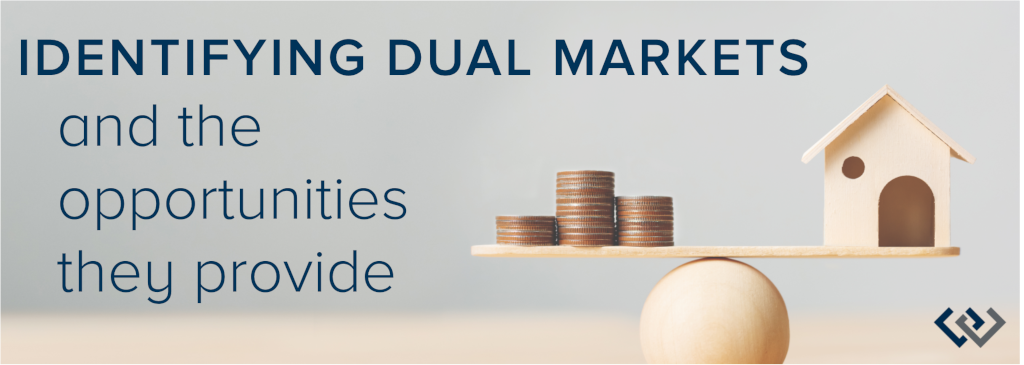 Monthly Newsletter - September 2019: Identifying Dual Markets and the Opportunities They Provide