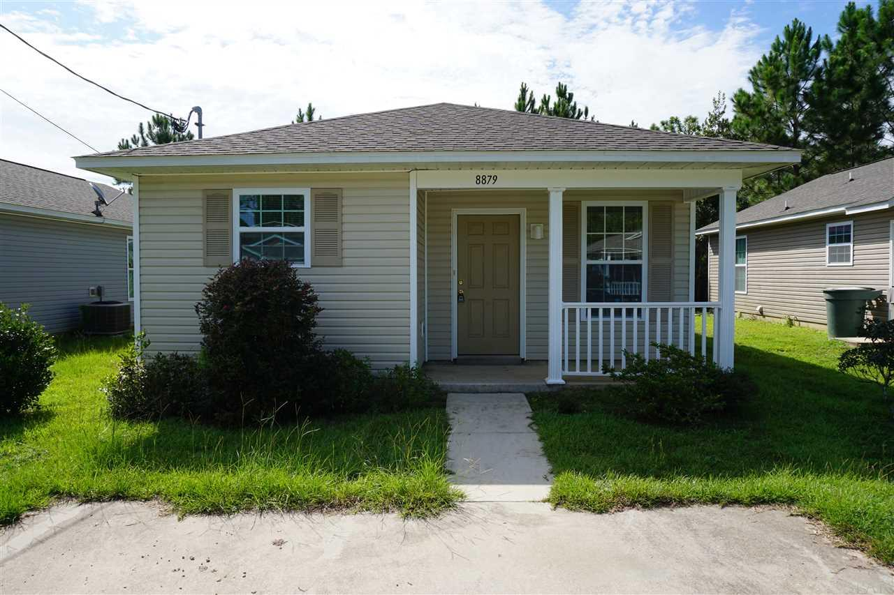 CHEAPER THAN RENT! UPDATED LIKE NEW AND LESS THAN 10 YEARS OLD! 3 BEDROOM 1 BATHROOM HOME FOR ONLY $114,900!