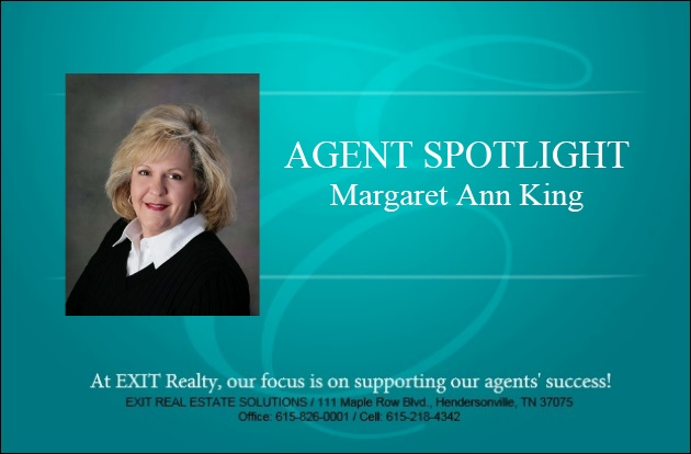 Agent Spotlight Margaret Ann King