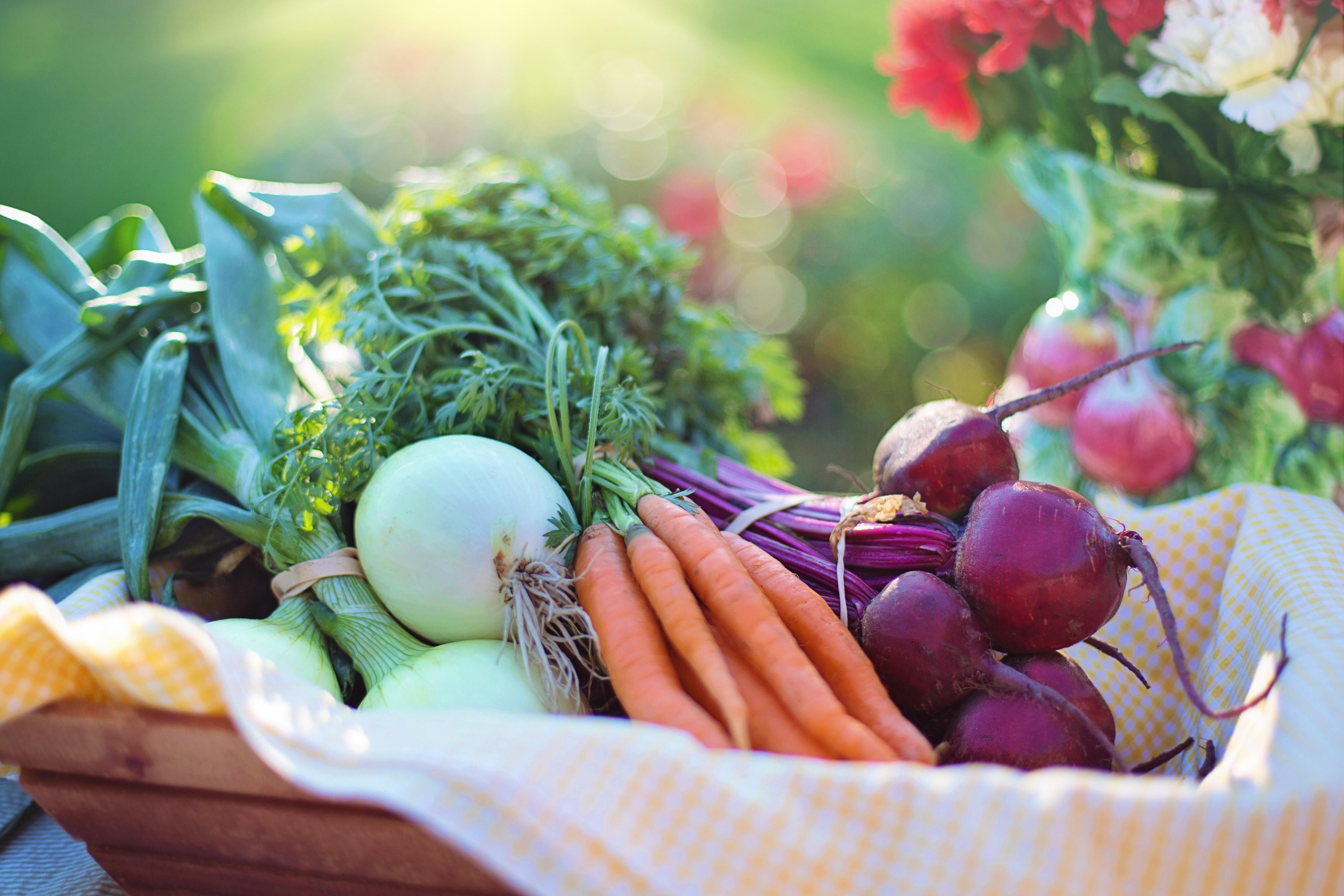 Shop Smart at Farmers' Markets