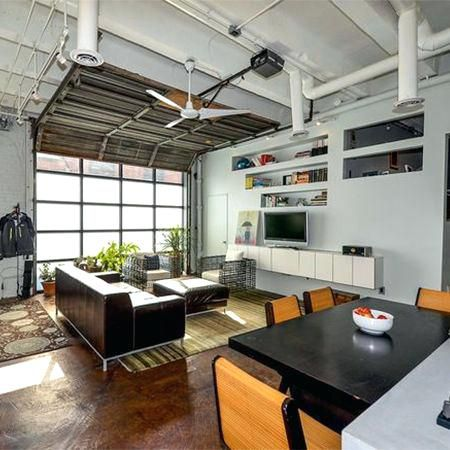 Garage conversions:  Add space to the living space you already have.