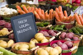 2019 LOCAL FARMERS MARKETS - Cherokee County and Surrounding Areas!