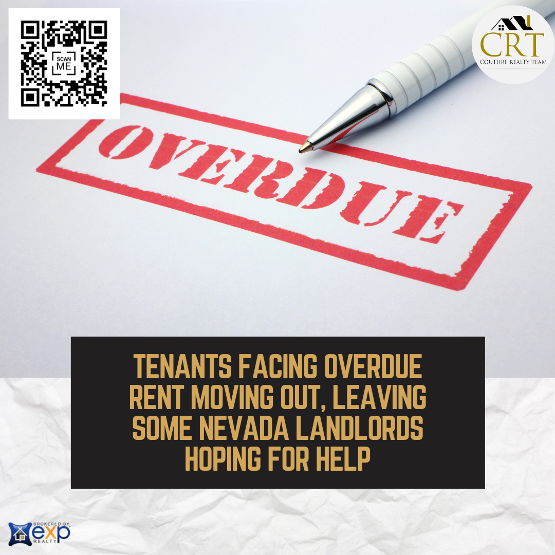Tenants facing overdue rent moving out leaving some Nevada landlords hoping for help.png
