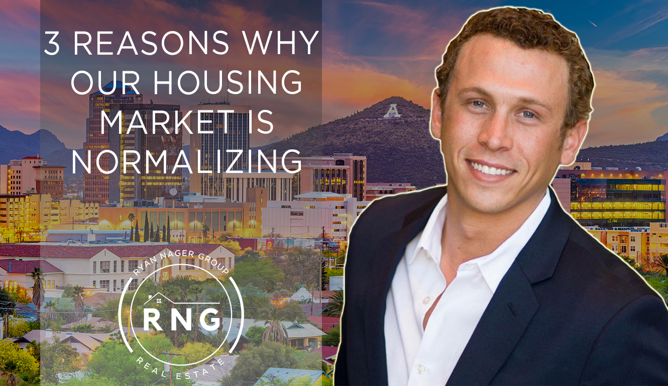 3 Reasons Why Our Housing Market Is Cooling Off Slightly