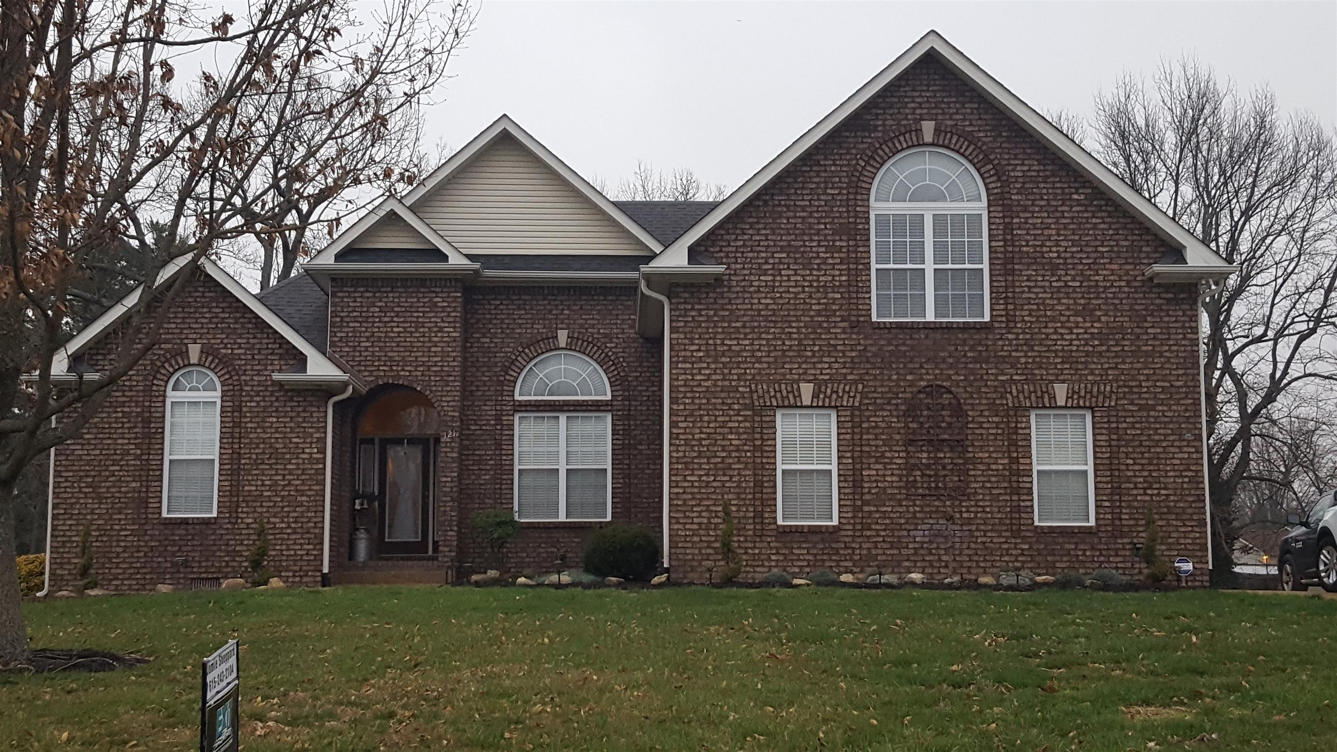 Great 3 BR, 2 BA Home In Cambria Estates With 2150 Sq. Ft. Located At 121 Cambria Dr., White House, TN.  37188
