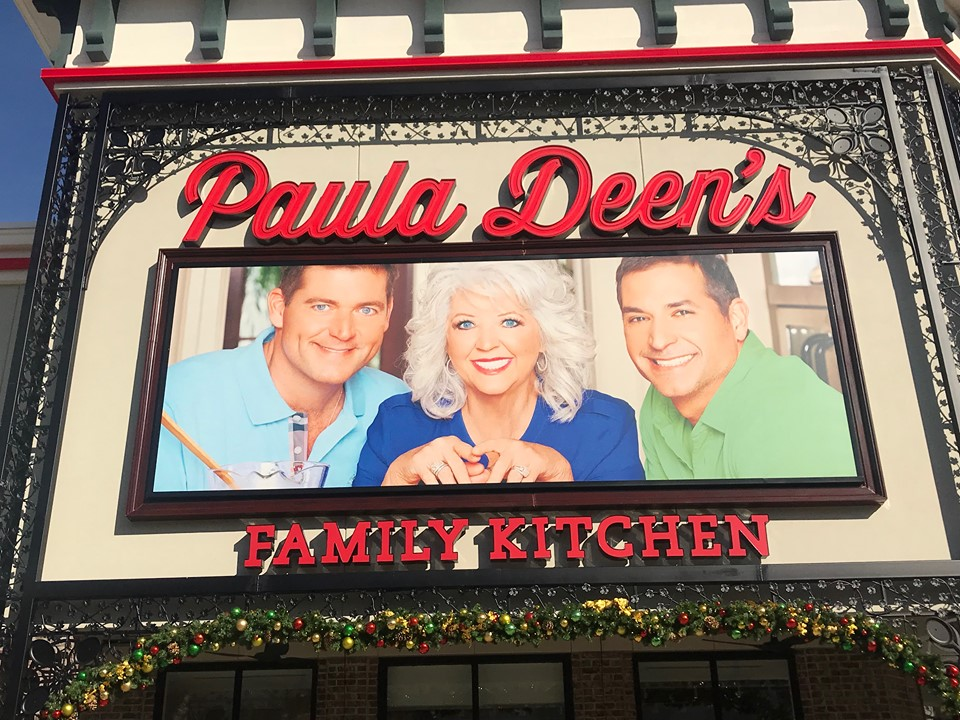 Paula Deens Restaurant Review | A Crispin Team Blog