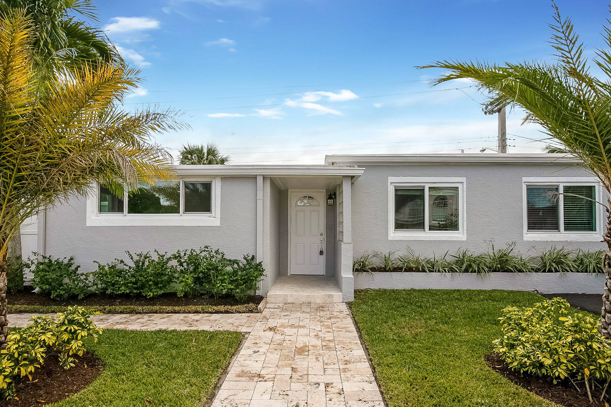 Just Listed! Renovated Home in Downtown Delray Beach!