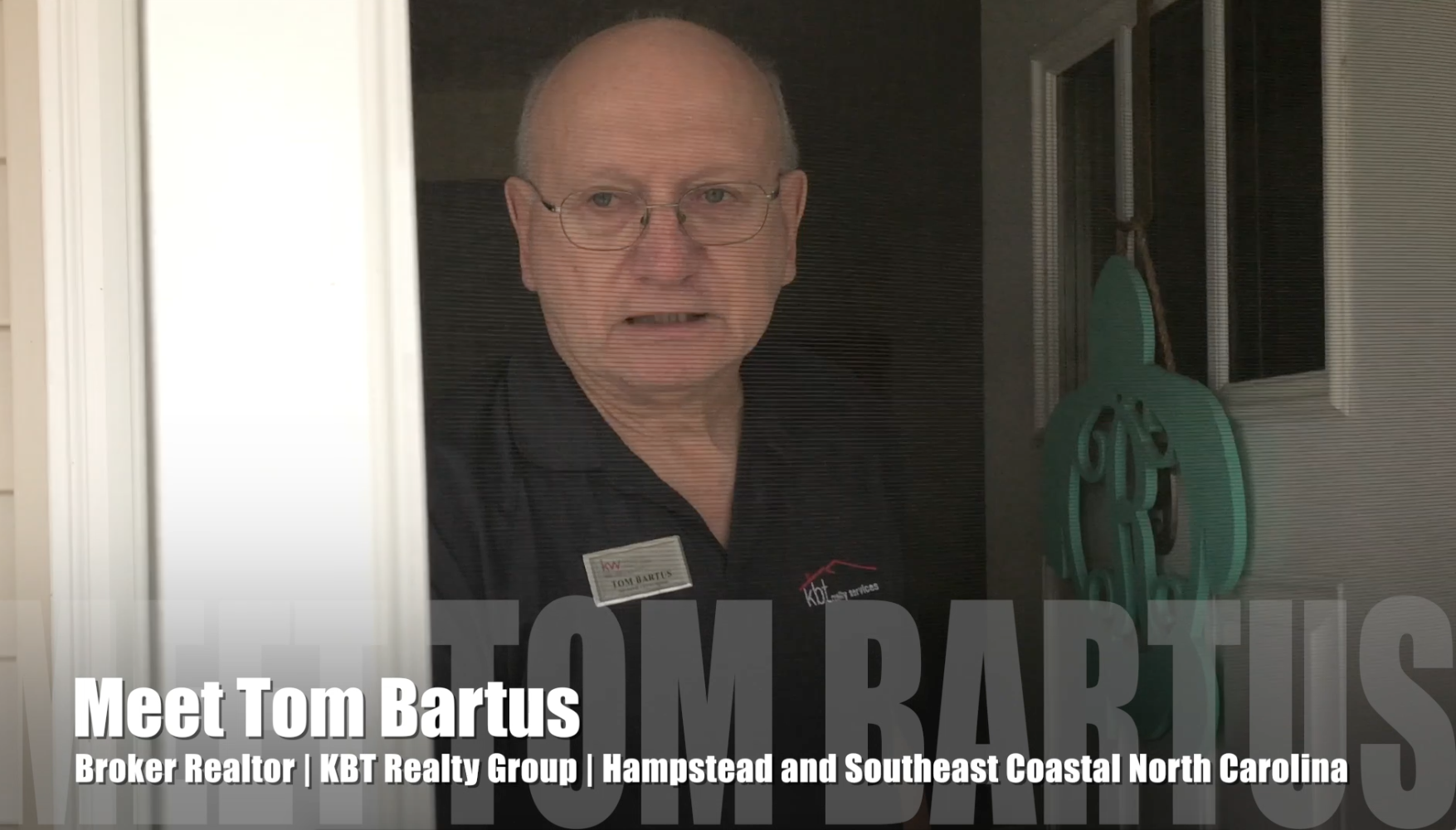 Meet the Broker: Tom Bartus
