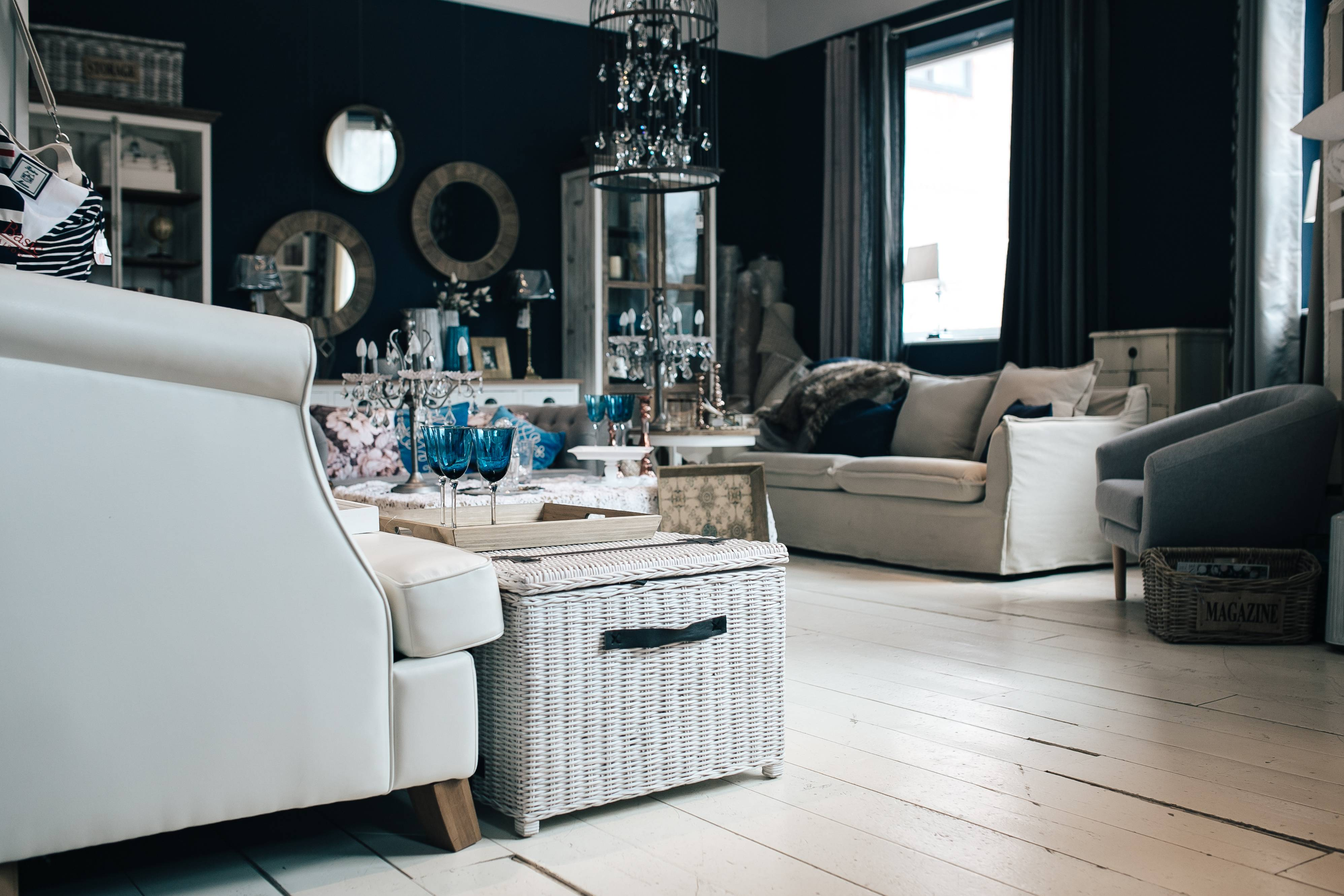 Beautiful Vintage Living Room Decorating for Your New Home