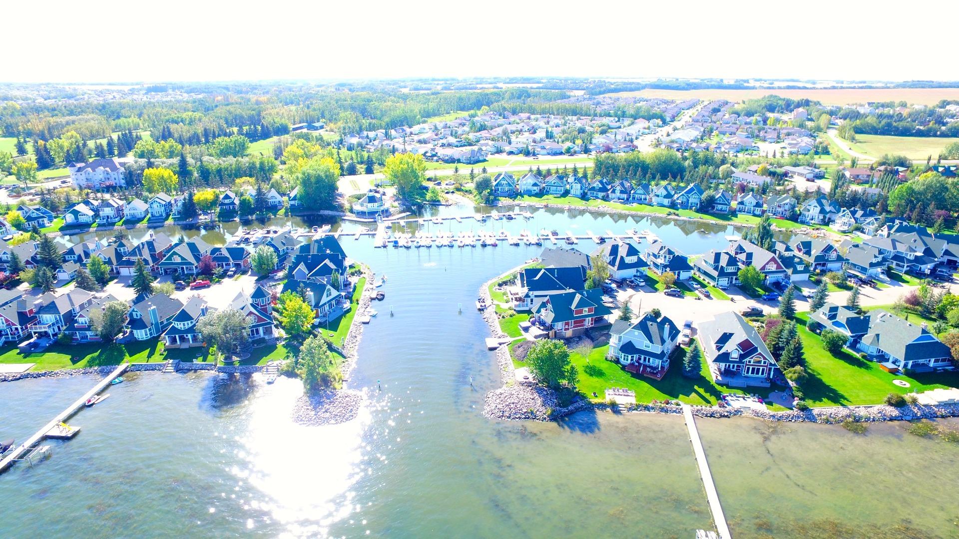 Sylvan Lake Ab Guide Trilliant Real Estate Group Ltd
