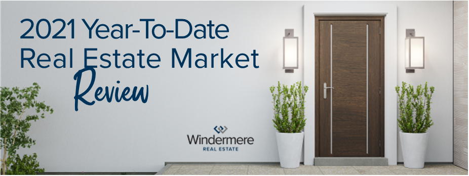 2021 Year-to-Date Real Estate Market Review