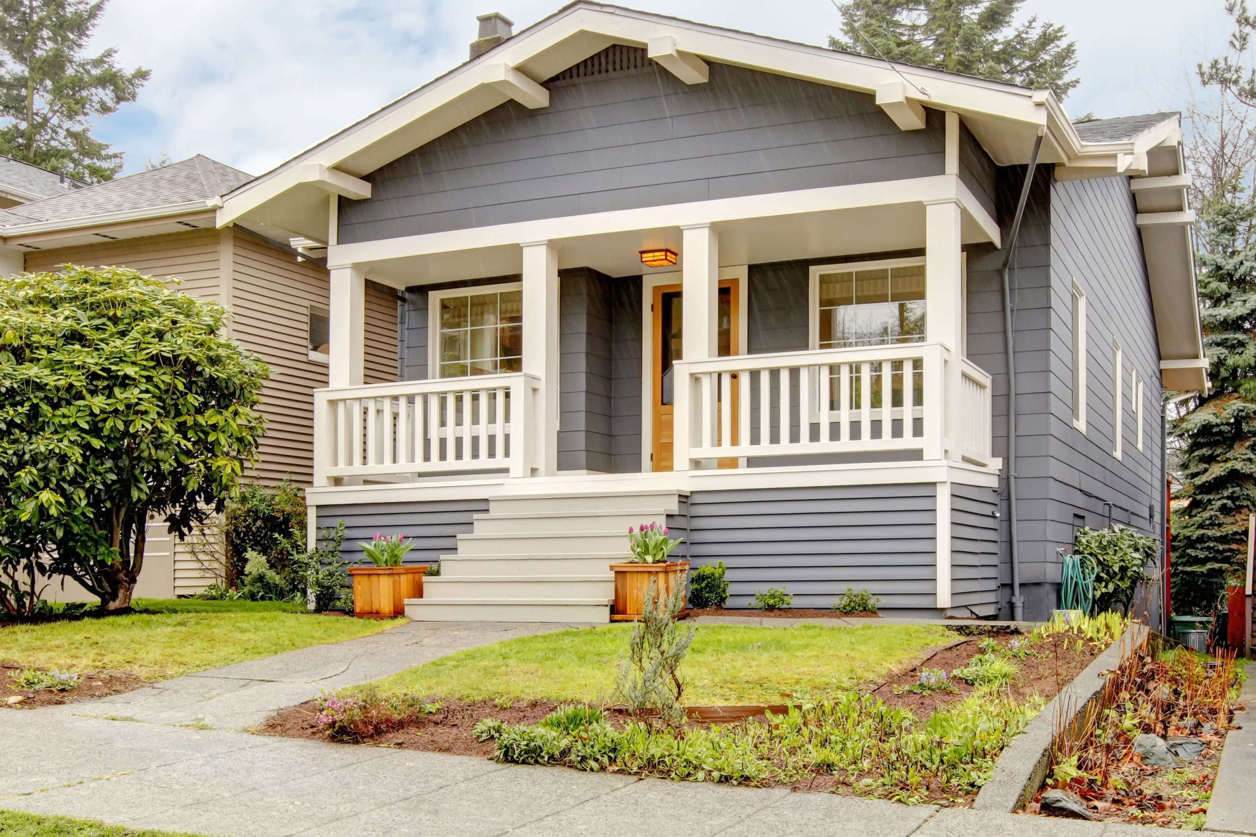 Things to do when buying your first home.