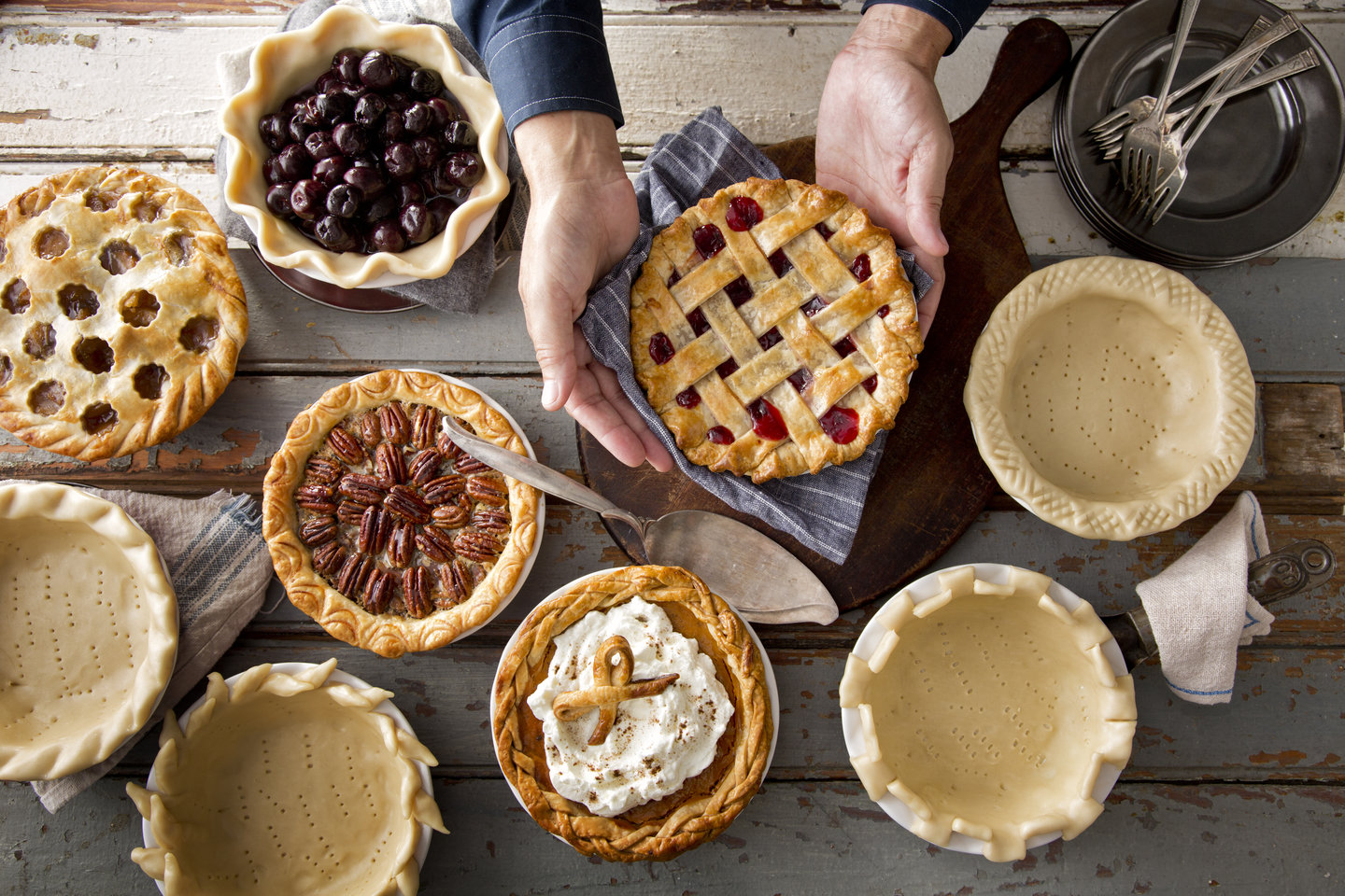 Thanksgiving 2018 Pie Giveaway