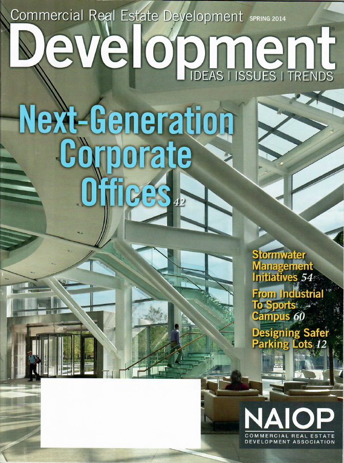 Commercial Real Estate Development_Spring 2014 Cover Image.PNG