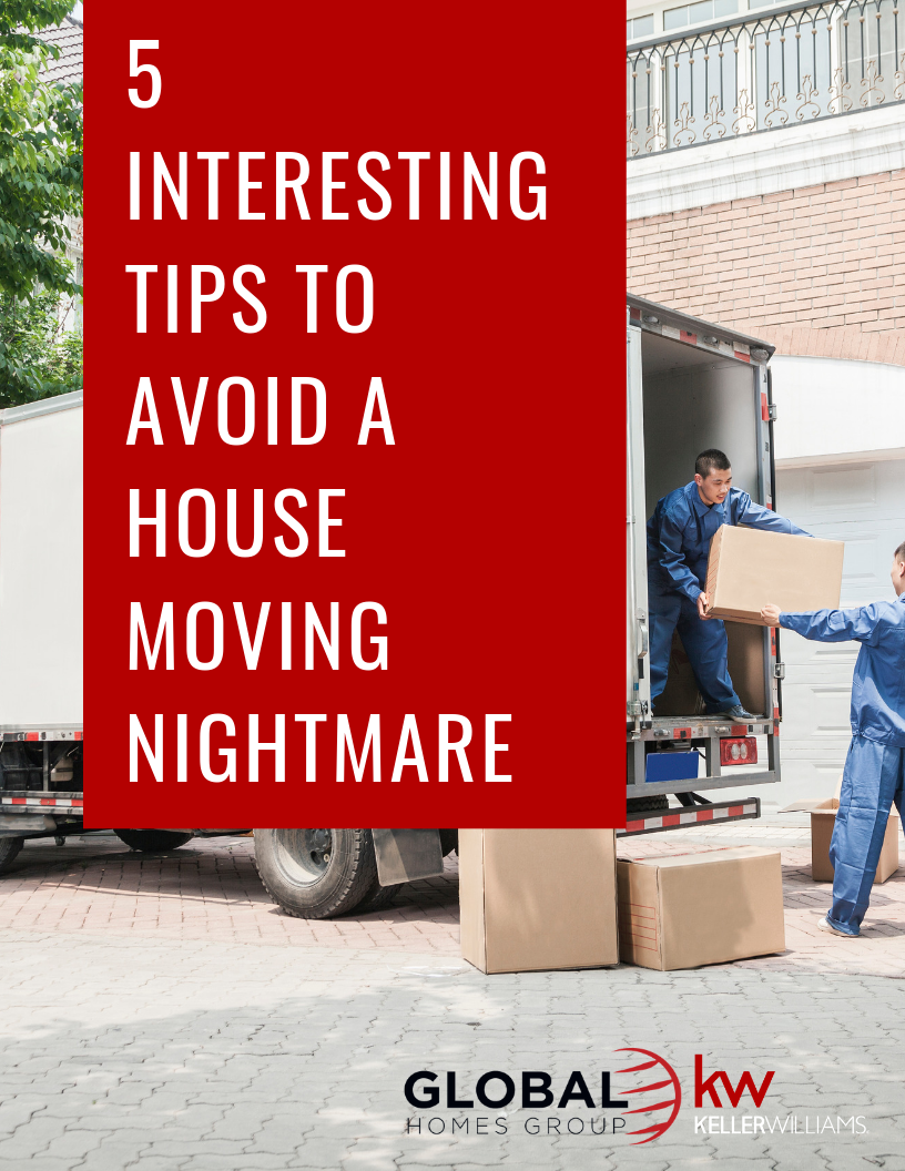 5 INTERESTING TIPS TO AVOID A HOUSE MOVING NIGHTMARE