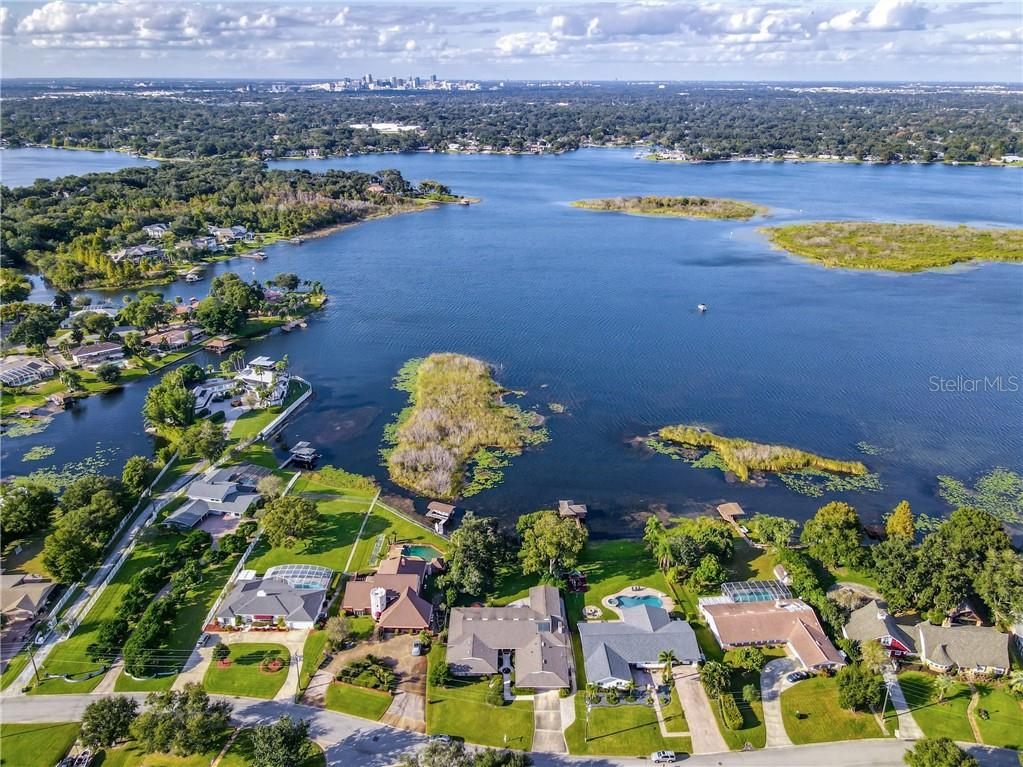 Belle Isle Home for Sale- Luxurious Lakefront Home On The Market In Central Florida