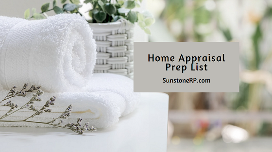 To make sure your Havasu home looks its best so that it appraises for the highest value possible, follow these tips in my home appraisal prep list.