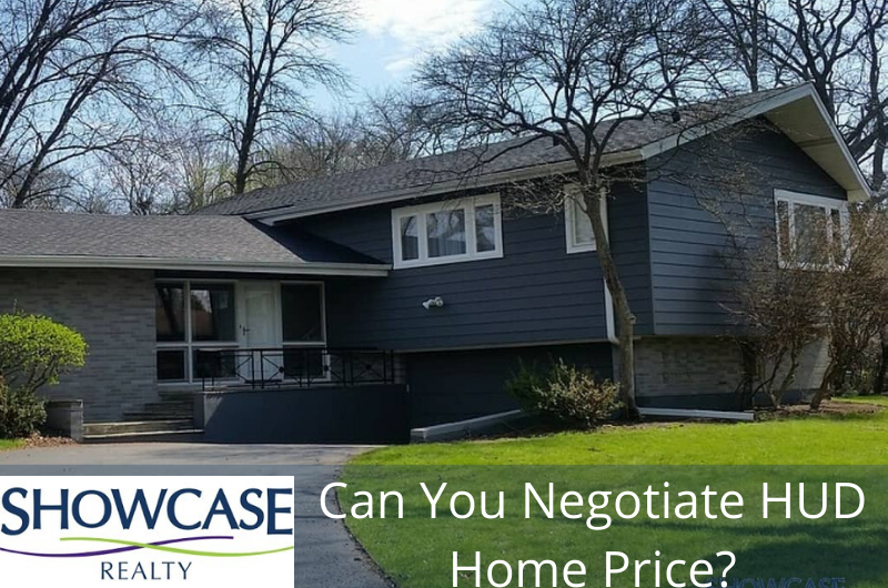 Can You Negotiate HUD Home Price?