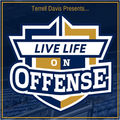 Just Released: The Live Life on Offense Podcast | Are You Ready to Live Life on Offense?