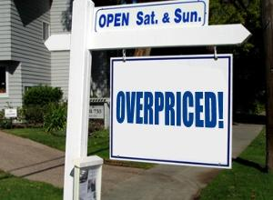 THE PITFALLS OF OVERPRICING