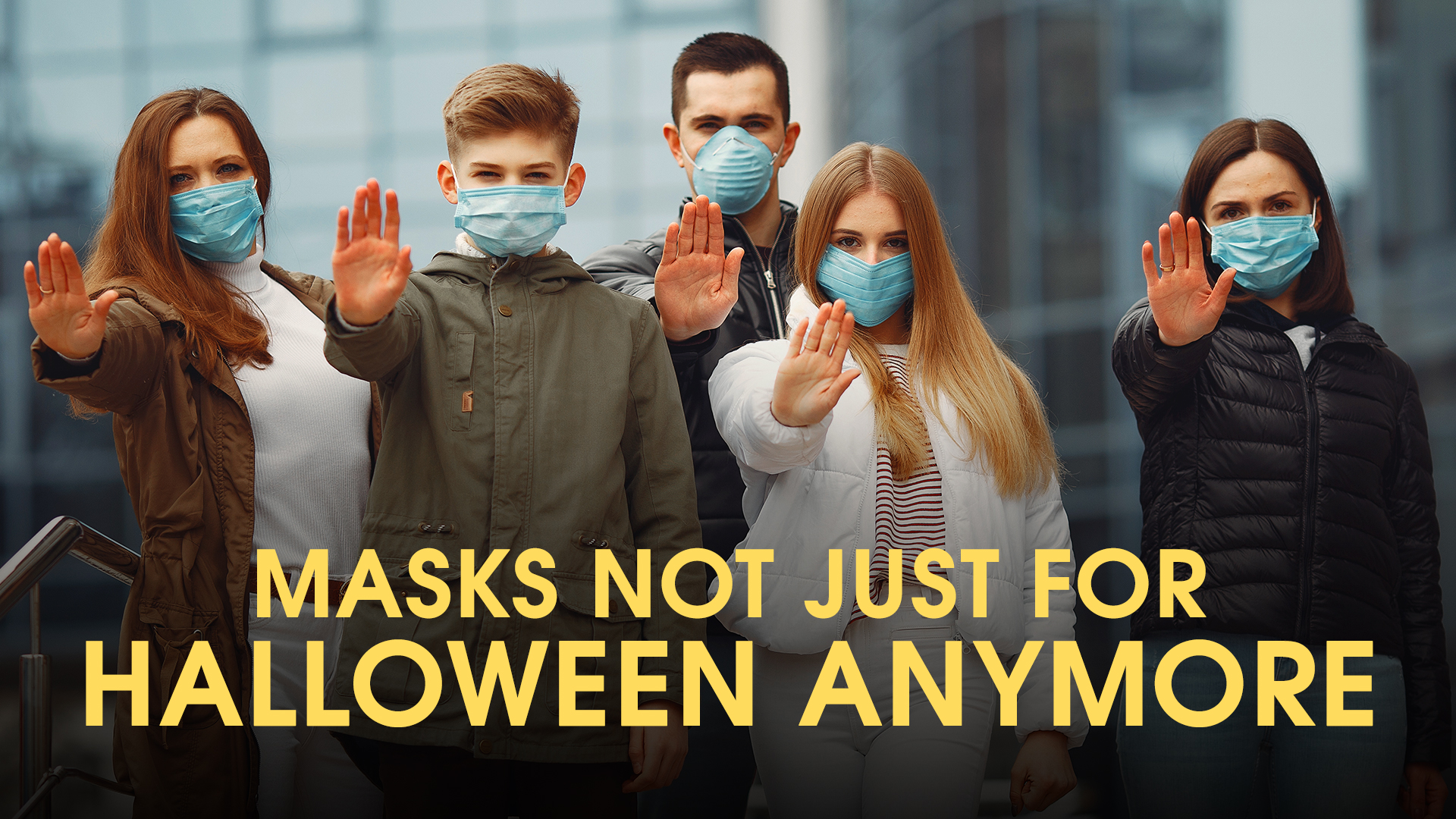 October 2020 Homewardbound Newsletter: Masks Not Just for Halloween Anymore