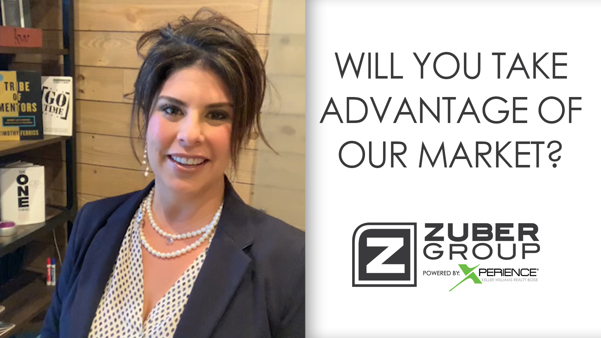 Let Us Help You Make the Most of Today's Real Estate Market
