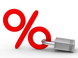 Locking in your interest Rate before you buy a home.