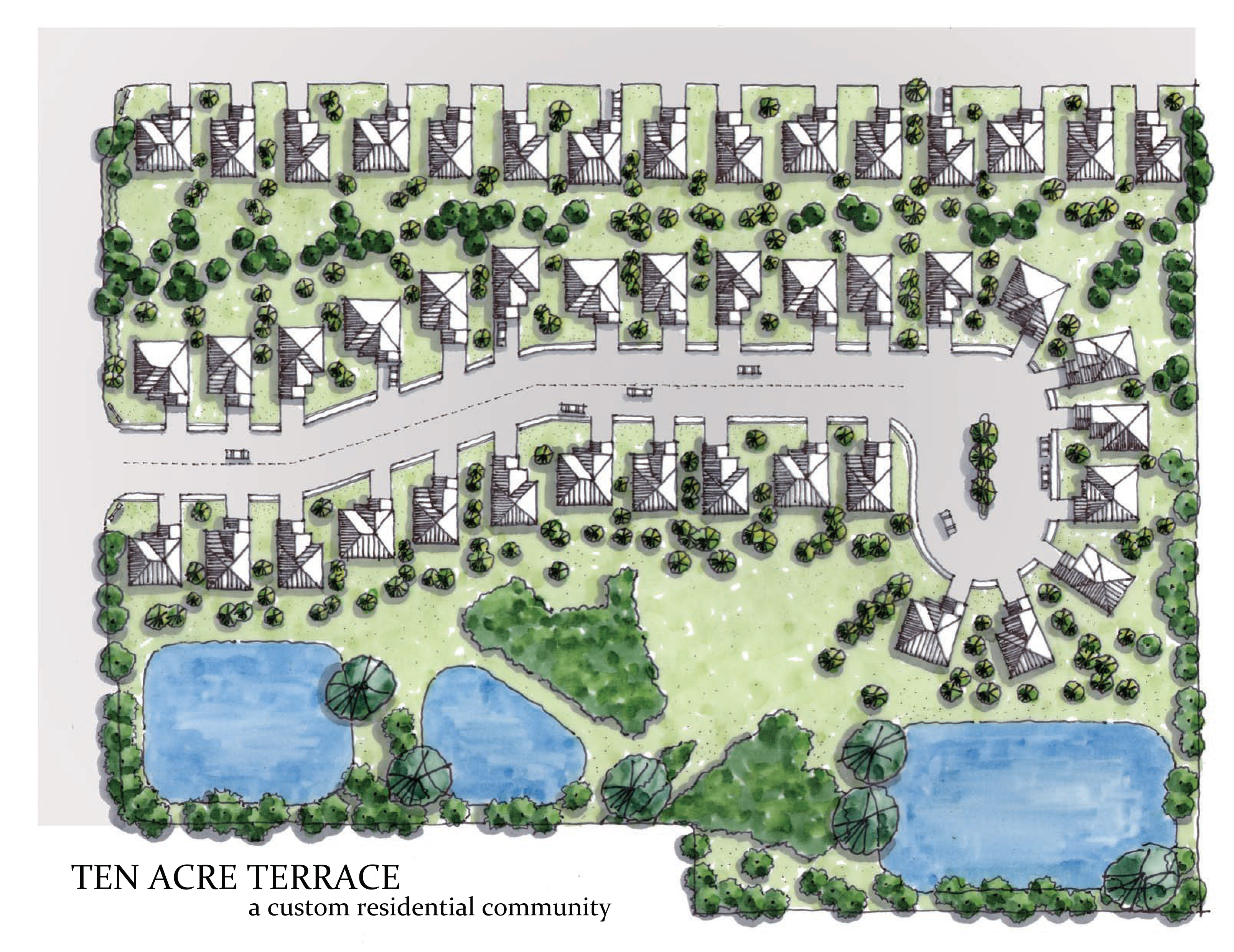 Ten Acre Terrace - Phase 1 First Release!