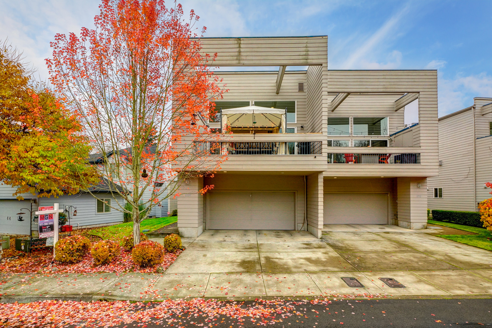 1330 Lupin Lane NW: Contemporary Home Loaded with Updates!