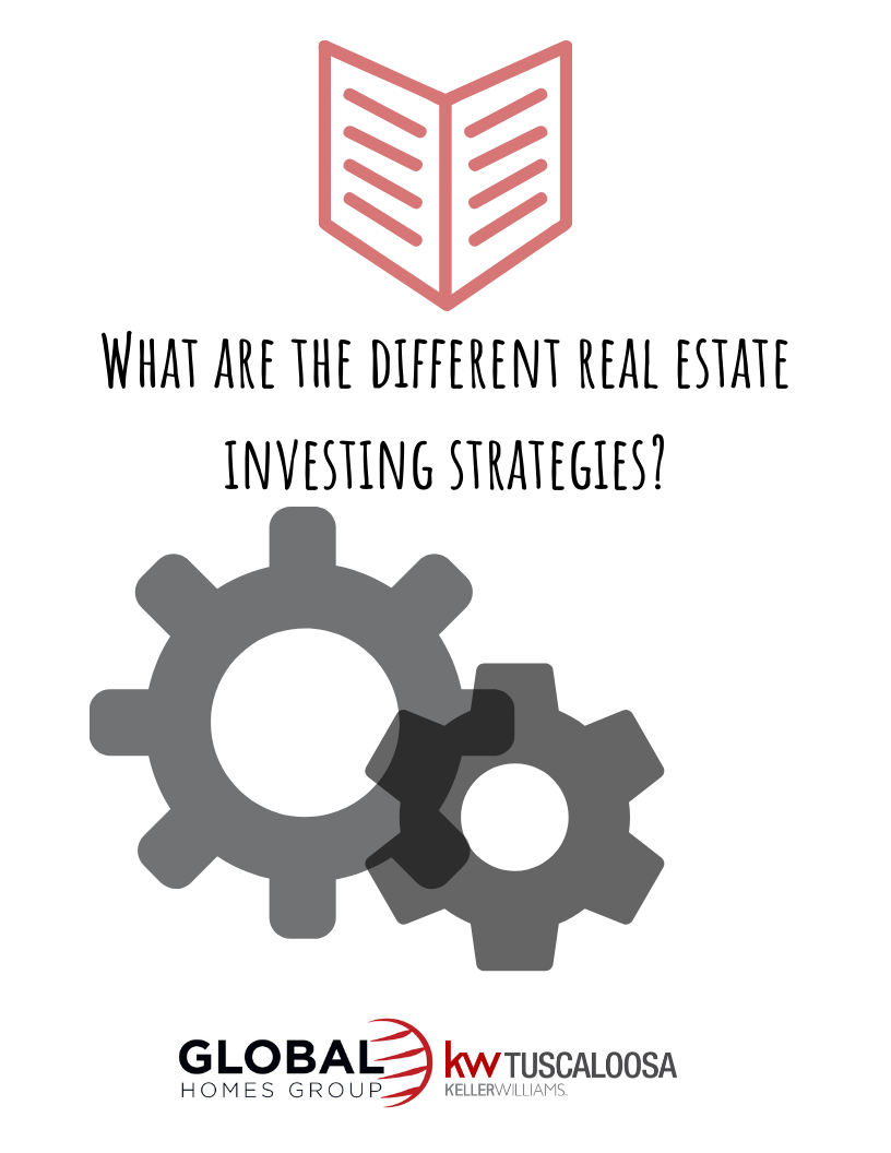 What Are The Different Real Estate Investing Strategies?