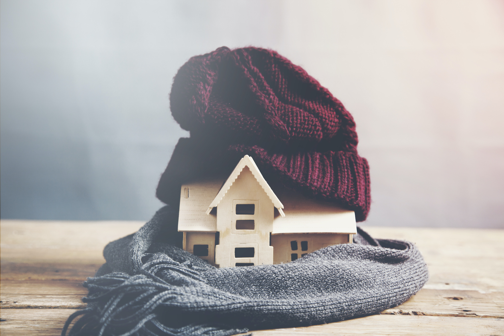 Cold Weather Home Maintenance Tips