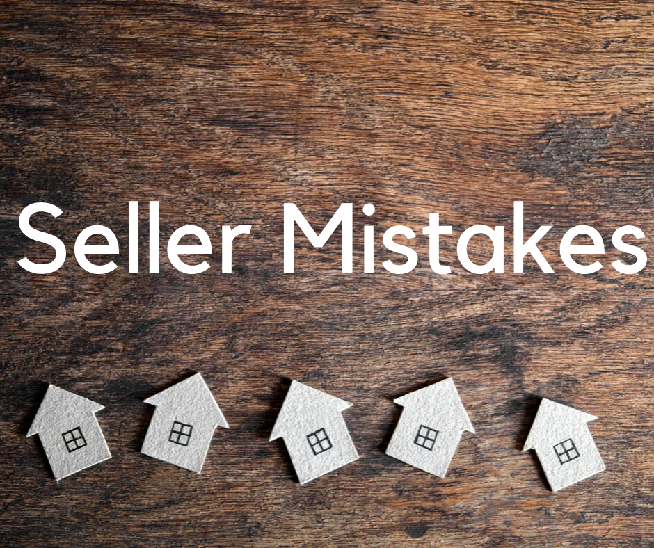 Seller Mistakes