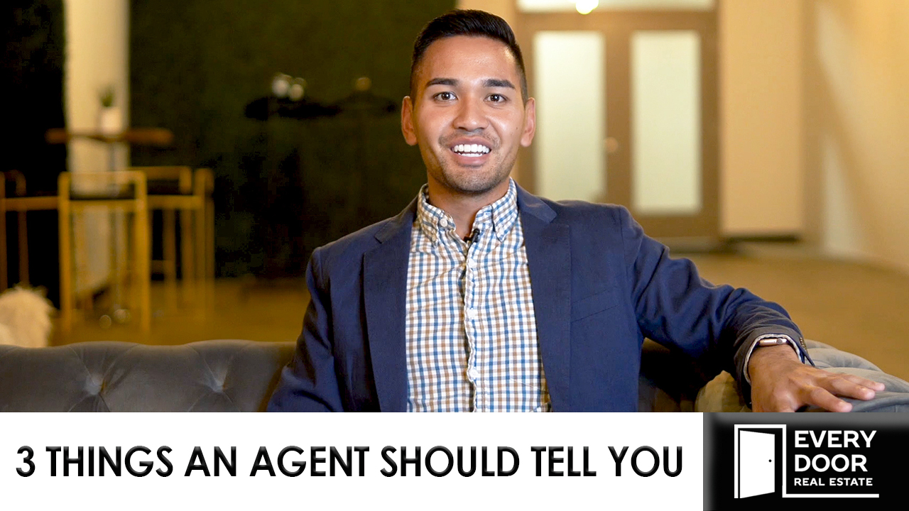 3 Things to Expect From an Agent