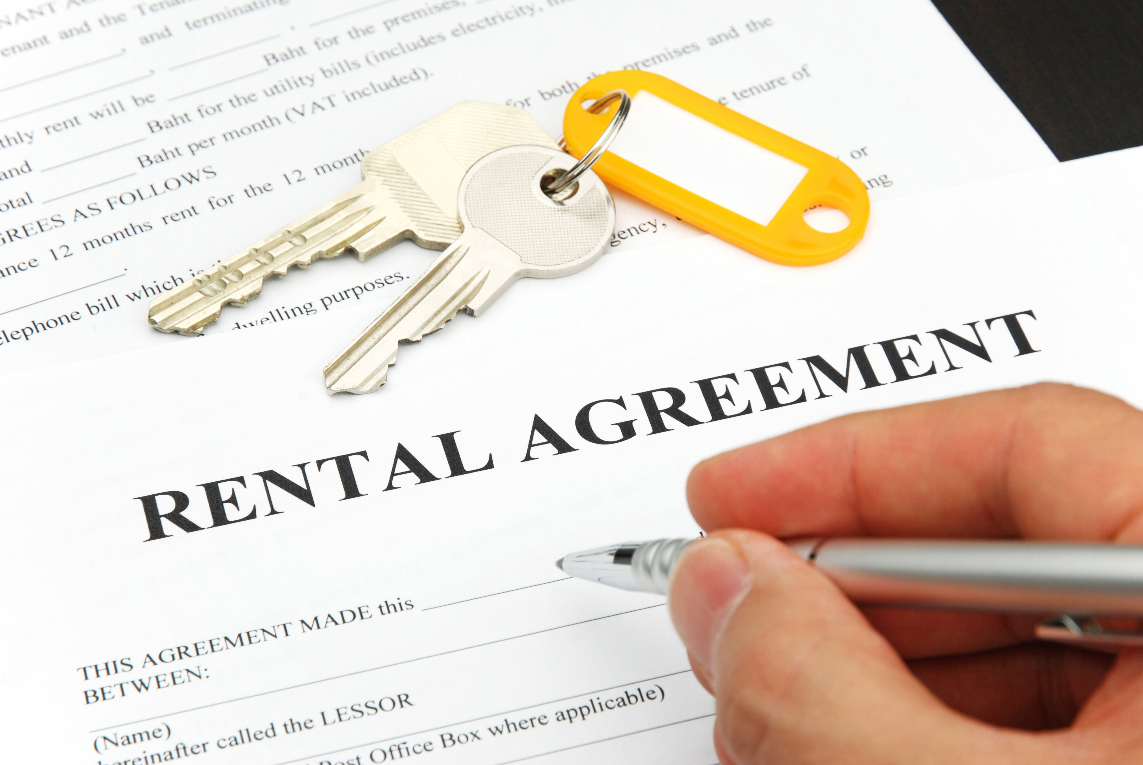 To Sell or Not to Sell? I Have Tenants.