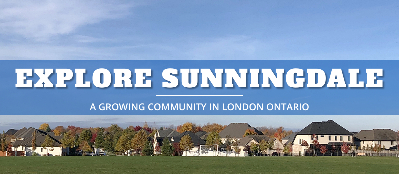 SUNNINGDALE IN LONDON ONTARIO