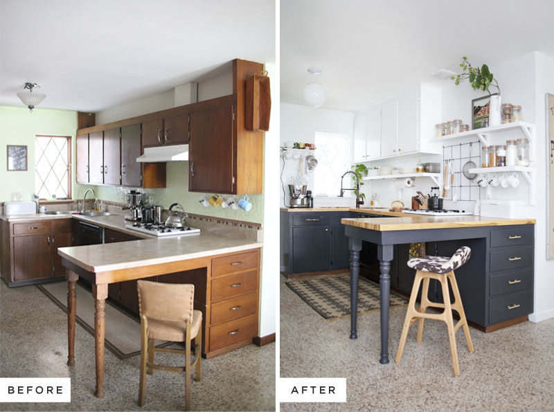 6 DIY Kitchen Upgrades on a Budget!
