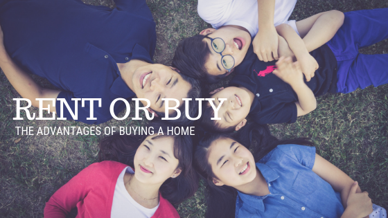 Buying vs Renting Your Home